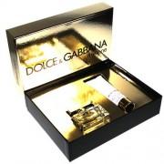Dolce & Gabbana The One 30Ml Edp 30Ml + 50Ml Lozione Corporale Per Donna (Eau De Parfum)