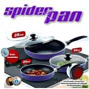 Set de tigai Spider Pan