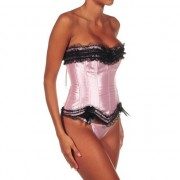 INTIMAX CORPIÑO PINK GIRL ROSA S