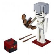MINECRAFT™ SCHELET BIGFIG SI CUB DE MAGMA - LEGO (21150)