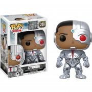 Funko Pop Cyborg Justice League Dc Comics