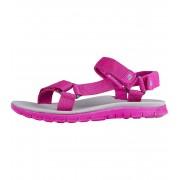 ALPINE PRO DRESSON Uni sandály UBTG101881 světle fialová 40