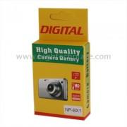 3.6V, 1350mAh Batterie NP-BX1 pour appareil photo numérique Sony