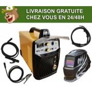 Silex France ® Pack poste à souder MIG MAG 160A Silex ® + masque de soudure 801KNO