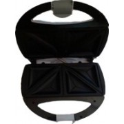 pvstar mega star heavy sandwhich toaster t-9 Toast(Black)