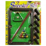 Snooker set - mic