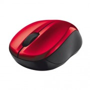 Myš TRUST Vivy Wireless Mini Mouse - Red (18477)