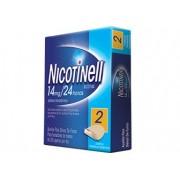 Nicotinell 14 mg/24 horas 14 Adesivos
