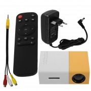 EW YG300 Professional Mini proyector LCD Full HD 1080p LCD LED Home Theater