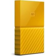 "Eksterni hard disk HDD External 3.5"" WD EXT 2.5"" My Passport 4TB Yellow WDBYFT0040BYL-WESN"