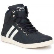BB LAA Trandyy Sneakers For Men(Blue)