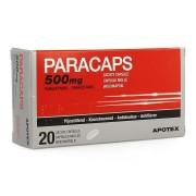 Apotex Paracaps 500mg