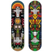 "Skateboard Canadian 31"" Maple Deck"
