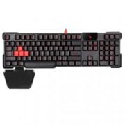Клавиатура A4Tech B540 Bloody Gaming, подсветка, гейминг, черна, USB