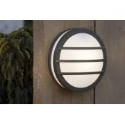 Lampă de perete de exterior, 23 W, E27, antracit, ECO-Light Seine