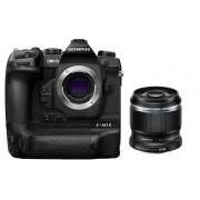Olympus Om-D E-M1x + 30mm F/3.5 M.Zuiko Digital Ed Macro - 4 Anni Di Garanzia In Italia