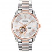 Reloj Bulova Wilton Style Open Heart 98A213