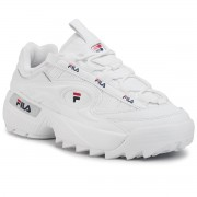 Сникърси FILA - D-Formation 1010906.92N White/Fila NAvy/Fila Red
