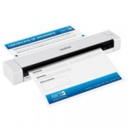 Преносим скенер Brother DS-620, 1200dpi, A4, USB