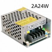 Tápegység szerelhető DC12V 2A 24W