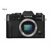 Fujifilm X T20 Body Aparat Foto Mirrorless 24MP APSC 4K Negru