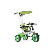 Tricikl Playtime model 409 BASIC zeleni (Model 409 BASIC zeleni)