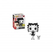 Funko Pop Betty Boop And Pudgy Exclusiva Black And White