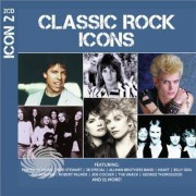 Video Delta Various Artist - Icon: Classic Rock - CD