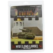 Tanks Soviet Lend Lease M10 Tank Expansion