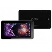 "eSTAR GO! HD 7"" Mediatek QuadCore 1.3 GHz/1GB/8GB/WiFi/2MP+0.3MP/3G+Voice/Android 6/Black"