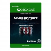 xbox one mass effect: andromeda: andromeda points pack 6 (12000 pts) digital