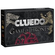 Winning Moves Games Game of Thrones Board Game Cluedo Collectors Editiongerman Version Winning