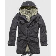 Zimska jakna ženska Brandit - Haley Parka - Crno - 33105/2