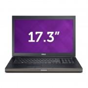 Dell Precision m6800 - Intel Core i5 4200m - 8GB - 500GB SSD + 320GB HDD - HDMI - 1920x1080 FULL HD 17,3''