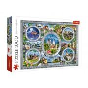 Trefl Puzzle Slagalica Castles of the world 1000 kom (10583)