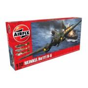 Airfix kit constructie avion heinkel he iii h-6