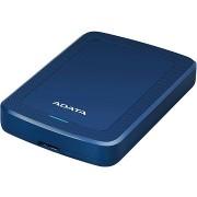 ADATA HV300 külső HDD 5TB 2.5'' USB 3.1 kék