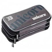 Unicorn Darts Taschen & Koffer - 3D DART WALLET - SILVER GREY WEAVE