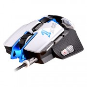 Mouse, COUGAR 700M eSPORTS, Gaming, ARM Cortex-M0, COUGAR UIX™ System, USB, White (CG3M700WLW0001)