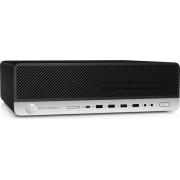 HP EliteDesk 800 G5 SFF PC, i7-9700 3.0GHz, 8GB RAM, 256GB SSD, Intel HD graphics, Win 10 Pro