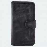 itZbcause Greasy Magnetic Bookcase Black iPhone 7