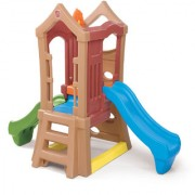 Step2 Play Up Double Slide Climber For Kids