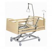 Estructura de cama residencial Plus Kinefis. Con somier articulado