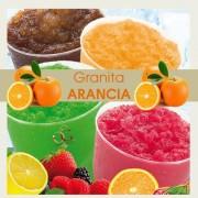 Officine Gastronomiche Preparato per Granita Arancia 4 buste da 630 gr