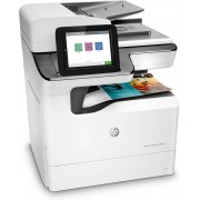 Multifunctionala HP PageWide Enterprise Color MFP 780dn Retea Duplex A3 Alb