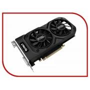 Видеокарта Palit GeForce GTX 1050 Ti Dual 1290Mhz PCI-E 3.0 4096Mb 7000Mhz 128 bit DVI HDMI HDCP NE5105T018G1-1071D