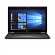 Dell Lati 5289/Core i5-7200U/8GB/256GB SSD/12.5' FHD Touch/Intel HD 620/SmtCd/Cam & Mic/WLAN + BT/Backlit Kb/4 Cell/W10Pro/