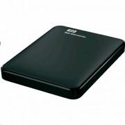 """Western Digital 2TB WD 2.5"""" Elements külsõ winchester - fekete"""