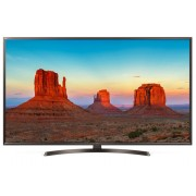 "TV LED, LG 55"", 55UK6400PLF, Smart, webOS 4.0, Active HDR, WiFi, UHD 4K + подарък 5 Г. ГРИЖА ЗА КЛИЕНТА"
