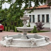 Fantani Arteziene Fontana Impero + Bazin F 65 CB (H 270 cm x D: 420 cm, 3330 KG)